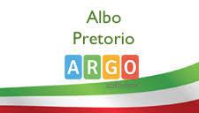 Albo Pretorio Attivo dal 3.05.2018